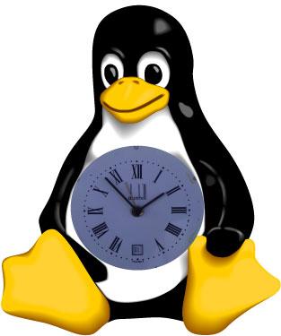 linux-clock