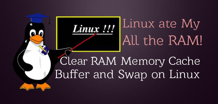 clear-ram-cache-in-linux